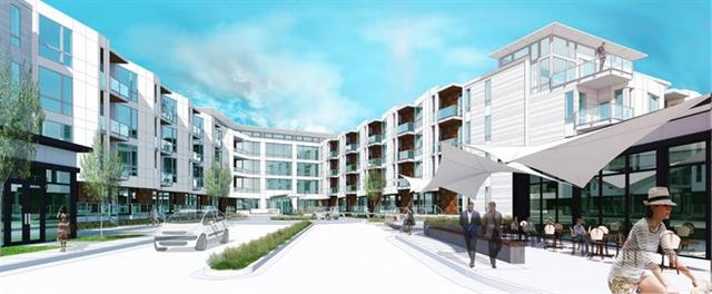 drexel town square to include 2 unique apartment developments. Black Bedroom Furniture Sets. Home Design Ideas
